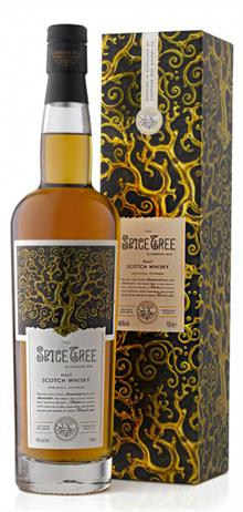 Compass Box Scotch Spice Tree